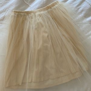 Crew Cuts Tulle Skirt